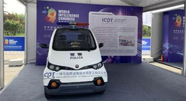 实验室荣获世界智能驾驶挑战赛最佳场景实践奖